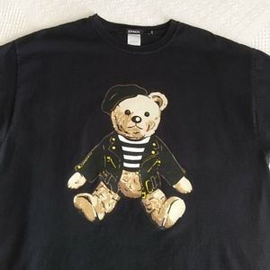 Unisex JoyRich Bear t-shirt XL